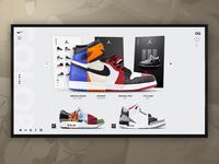 Rare Air Website Design