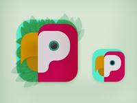 Parrot App Icon