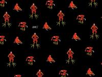 Quartz demon pattern