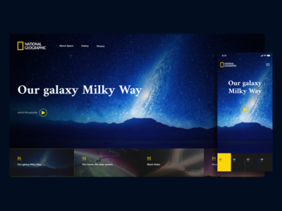 National Geographic Space