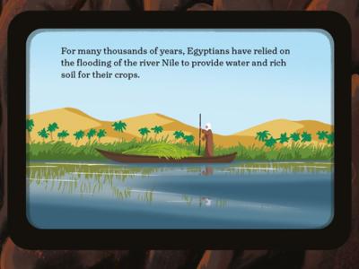 The Nile picturebook