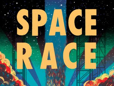 Space Race picturebook