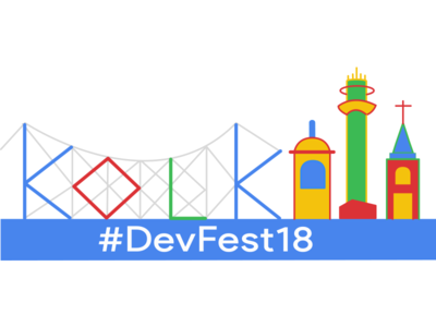 Google Developer Fest Kolkata 2018