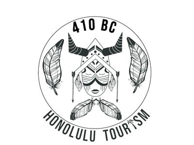 Logo Design for Honolulu Tourism Department ( Contest )