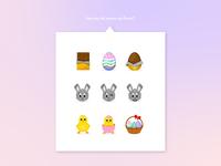 Easter Emoji pack