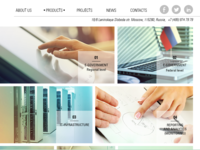 Corporate Website for IT GS