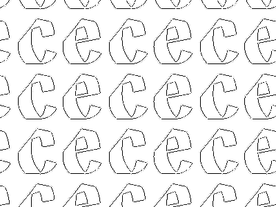 Playing around with the spacing