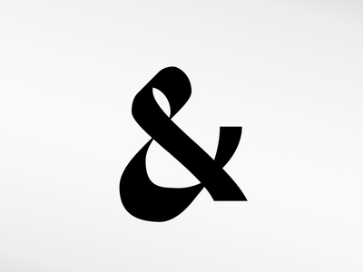 Creating and ampersand