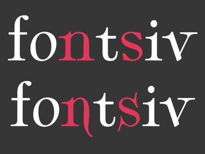 Contextual alternatives
