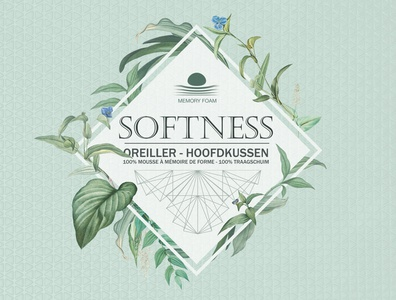 SOFTNESS - Pillow Packaging
