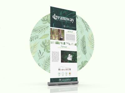 Dreamway - Kakemono