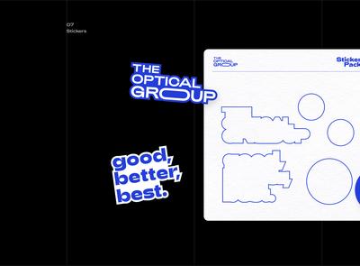 The Optical Group - Behance
