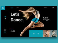 Let's Dance with Kate Rogge