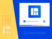 Patients Manager | App logo