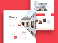 Charming Riad | Hotel booking homepage