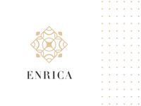 Enrica branding