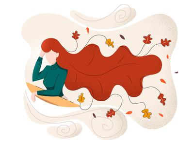 Feel Autumn | Illustration