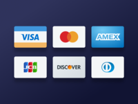 Figma Freebie – Credit Card Icons 💳