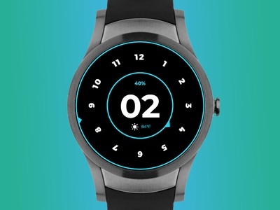 Roto time timepiece watch watch face watchos android wear androidwear android wearos