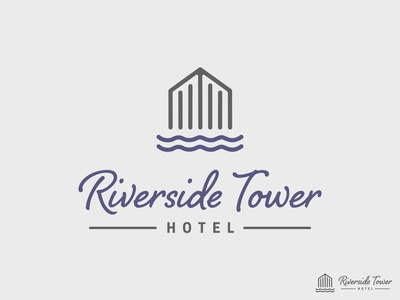 Riverside Tower Logo