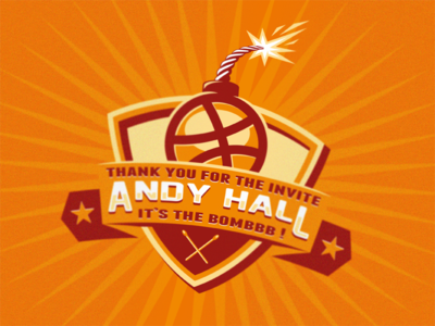 Thank You Andy Hall !