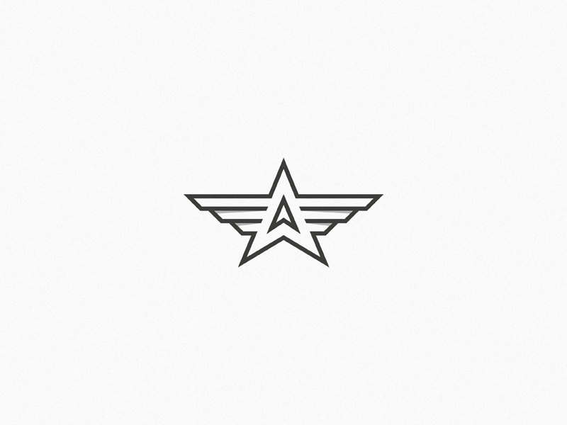 A star wing