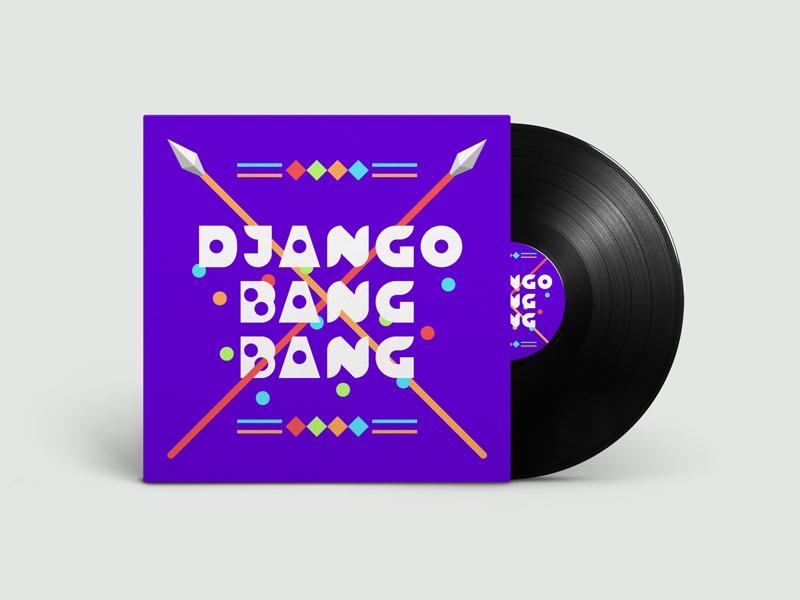 Django bang bang electro african cover dizzyline