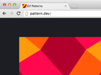 Gif Patterns