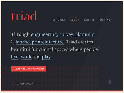 Triad Site
