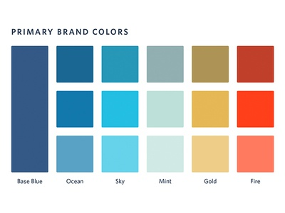 Basedrop Brand Colors