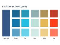 Basedrop Brand Colors