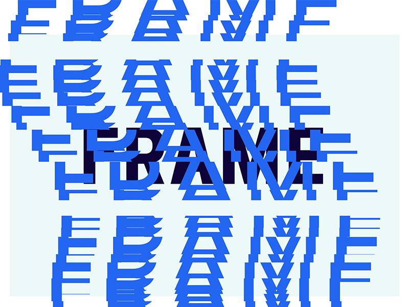 Glitchy frame glitch
