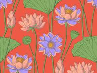 Lotus Seamless