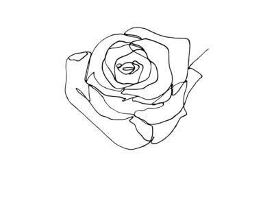 Rose One Line