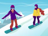 Snowboarding 3