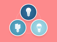 Lightbulb Icons