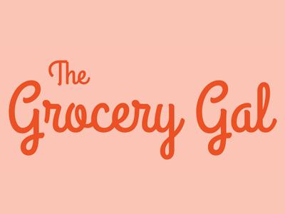 Grocery Gal Logo Type