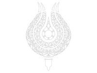 Detailed Brand Mark