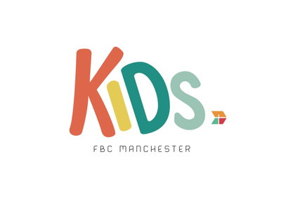 FBC Manchester Kids Logo Option
