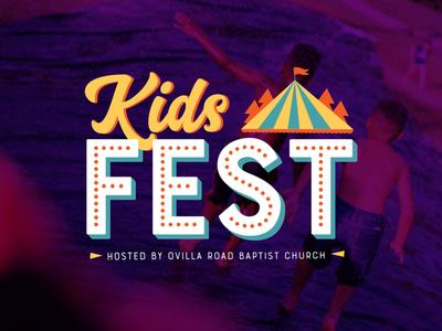 Kids Fest Logo