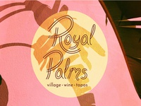 Royal Palms Logo