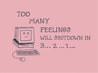 Feelings Shutdown