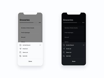 Do More Task List Options to do todo tasks minimal learning iphonex iphone ios ai