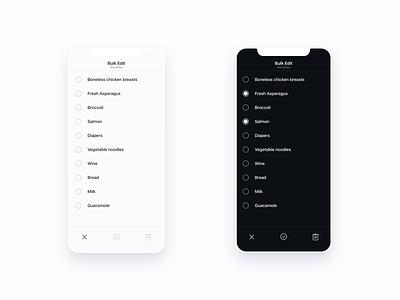 Do More Task Bulk Edit to do todo tasks minimal learning iphonex iphone ios ai