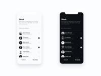 Do More Tasks Share to do todo tasks minimal learning iphonex iphone ai ios