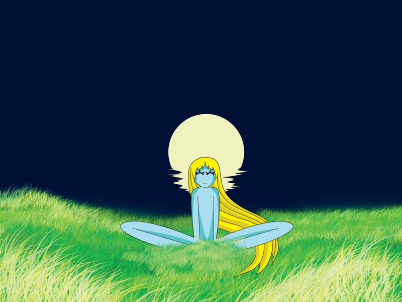 Ippah characterdesign character kawaii anime branding illustration design