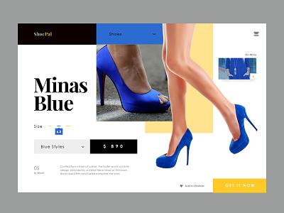 Shoes Palace kathmandu nepal onlineshop shoes cart ecommerce bright ux ui web