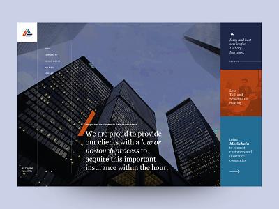 All Digital Speciality - Website Design nepal prabin hero section minimal desktop design website interface ux ui webdesign web