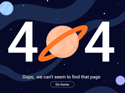 404 Page 404 404 error page figma dailychallenge vector dailyui ui 404page