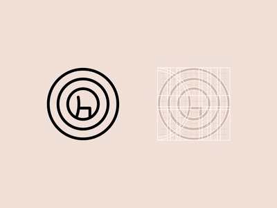 Logo Symbol for Wood Chair-maker minimal branding birch tree chair wood symbol logo